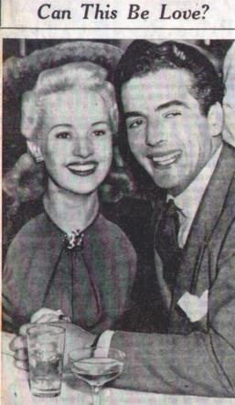 Vic and Betty Grable